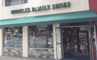 BODELL'S FAMILY SHOES on Viking Way in Parkview Village.