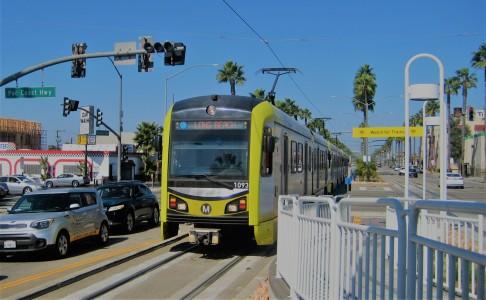 Take The A Train To La Long Beach